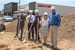 Branch Groundbreaking