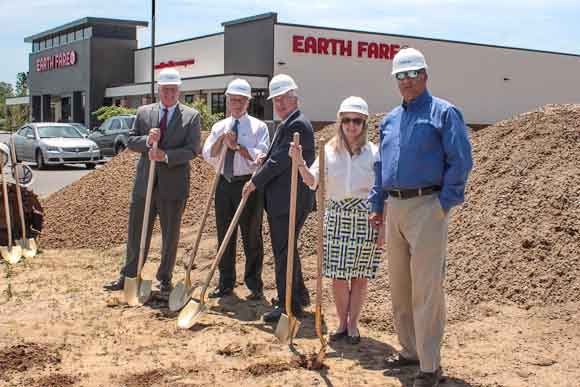 Southern Michigan Bank and Trust Groundbreaking