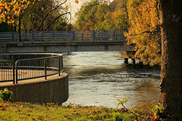 Kalamazoo River Bridge