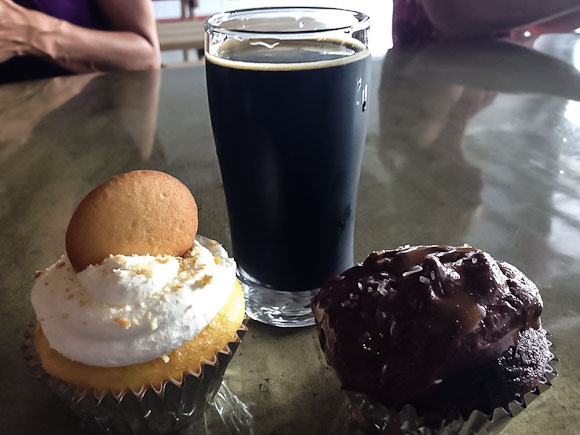 At Arclight Brewing Co. there's more than beer to drink
