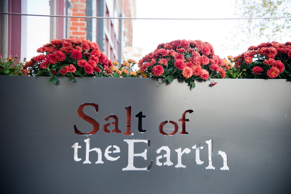 Salt of the Earth located at 114 East Main Street Fennville, Michigan.