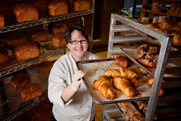 Maria Brennan operates The Victorian Bakery