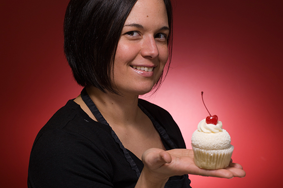 Lindsey Pompileo, Owner of Cupcake Zoo
