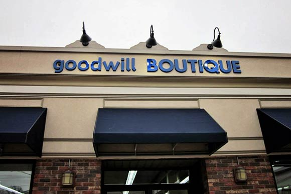 Goodwill opens boutique in Stevensville