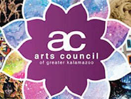 Arts Council of Greater  Kalamazoo logo
