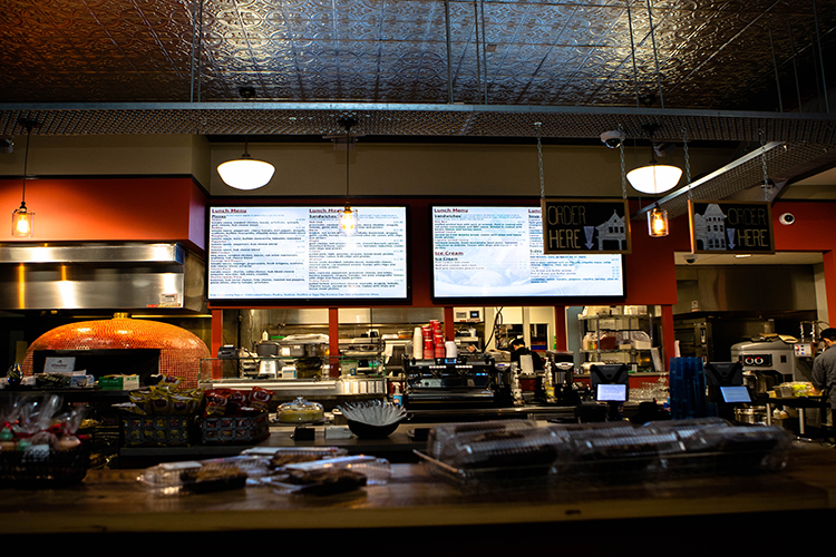 The Fire Hub restaurant, a casino spinoff, feeds its
