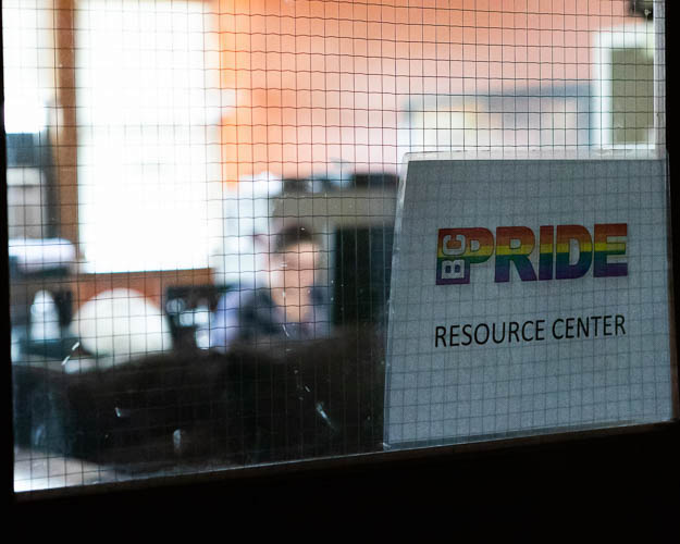Battle Creek Pride is one of a number of organizations that now use space at First Congregational Church.