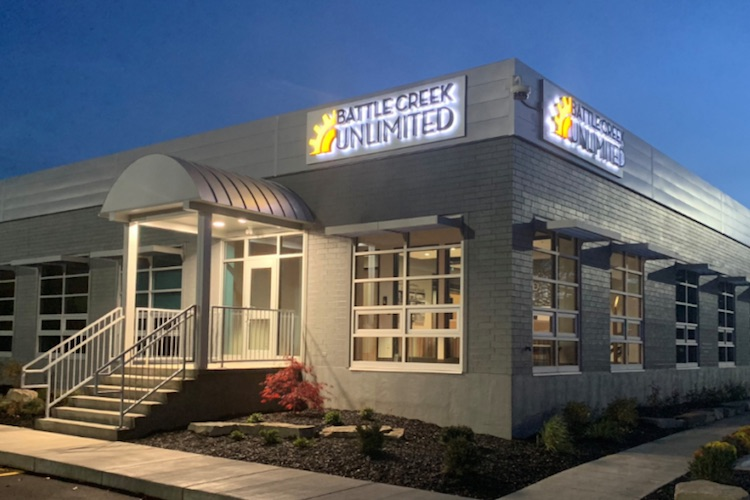 Battle Creek Unlimited offices