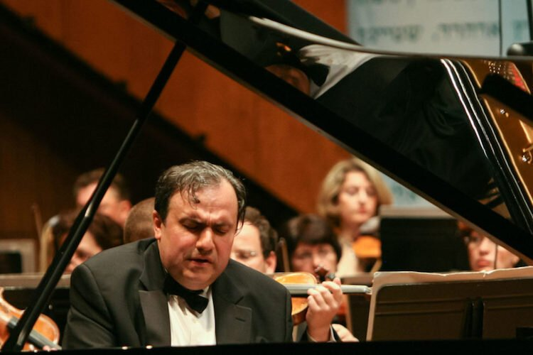 Israeli-American classical pianist Yefim Bronfman is set to be rescheduled for a later date.