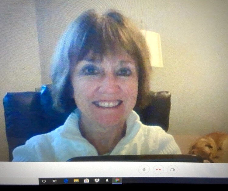 KPS Assistant Superintendent Cindy Green, at home