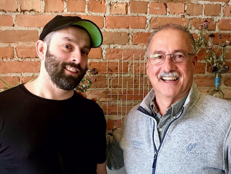 Paul and Peter Comensoli say they are encouraged by what they see on the horizon for their Italian bistro, for the growth of downtown Kalamazoo, and for residential investment in the Stuart Neighborhood.
