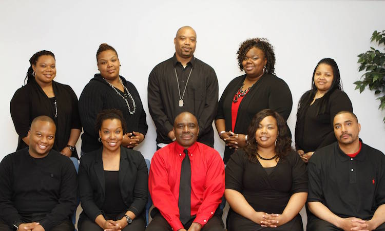 The board of directors for Charlie's P.L.A.C.E. include all of Parker's six children, a niece and a community member.