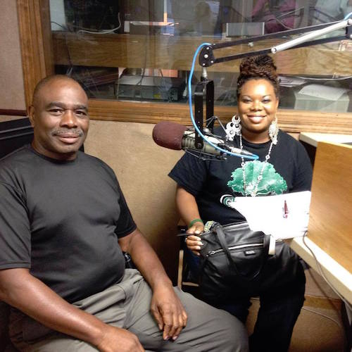 Charles Parker and his daughter Alisa talk to Angela Anderson on The Touch about Charlie's P.L.A.C.E.