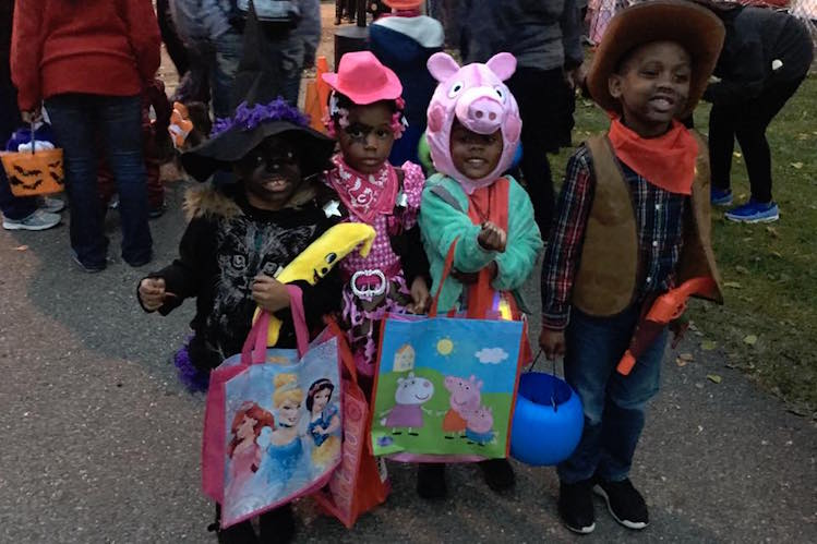 The first annual Charlie's P.L.A.C.E. Trunk or Treat drew over 1,500 participants.
