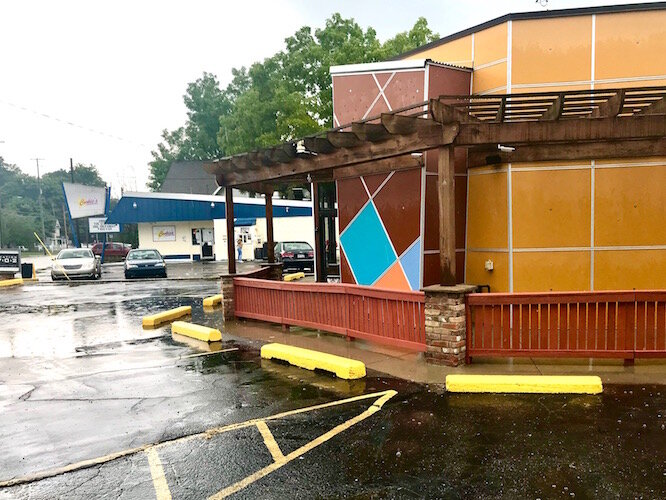 Creole 'n' Soul restaurant will soon use space that had been home to the Station 702 restaurant. Station 702 closed in June at the corner of Douglas Avenue in North Street.