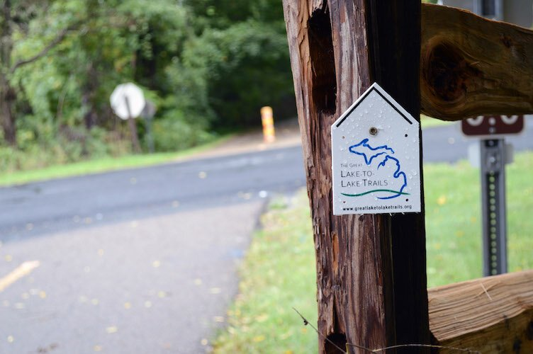 Kalamazoo River Valley Trail officially now part of the Great Lake-to-Lake Trails.