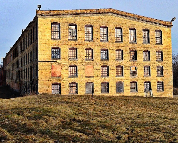 The Mill at Vicksburg is proving to be inspirational for artists in the Prairie Ronde Artist Residency program.