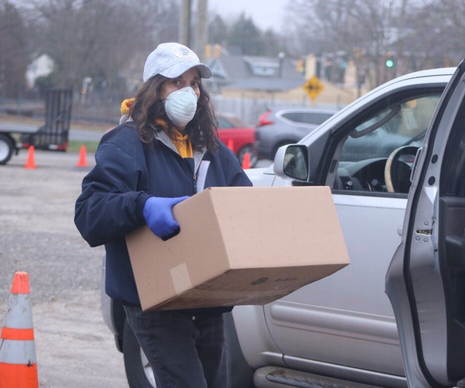Communities all across the country are feeling the impact of the COVID-19 pandemic. South Michigan Food Bank says it is working hard to support its neighbors.