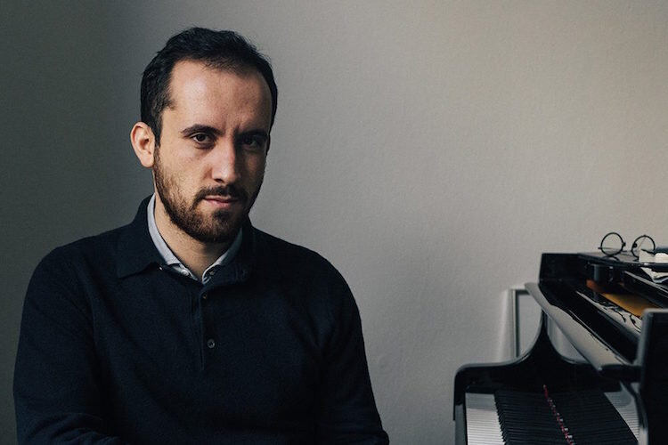 2018 Gilmore Artist Igor Levit will perform for the Gilmore live from his hometown of Berlin May 8.