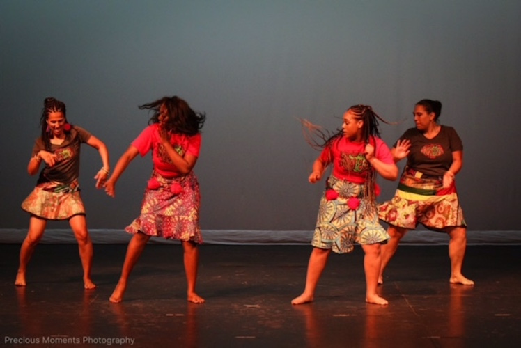 Some members of Rootead Youth Dance Company travelled to International Day of Dance in Goshen, Indiana to perform.