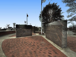 Rose Park Veterans Memorial