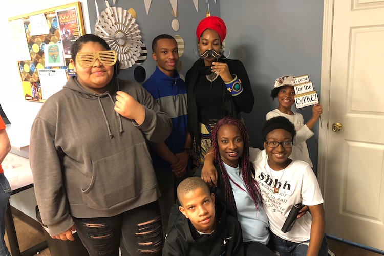 UrbanZone, a youth-centered afterschool and summer program for teens, is open from 3 yo 6 p.m. on Mondays and Wednesdays during the school year.