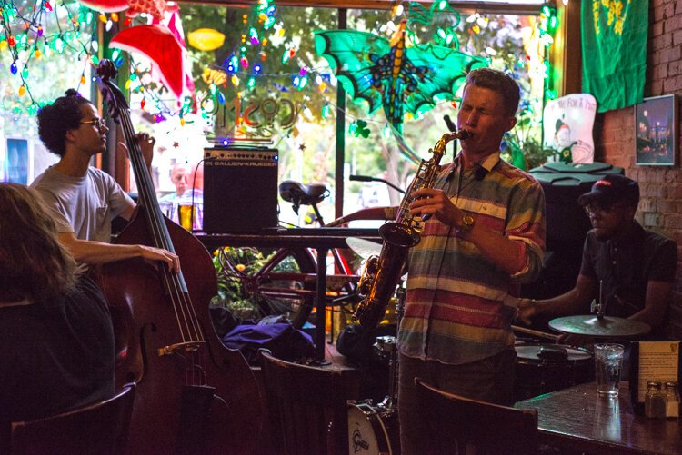 Jazz at O'Duffy's: The aboveground music scene is also alive and well in Vine.