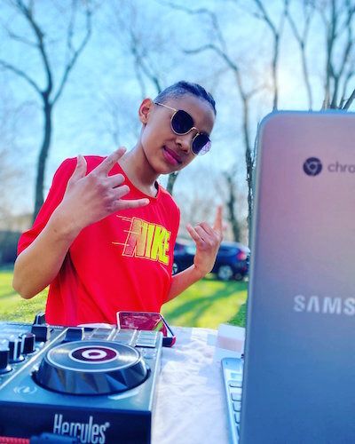 DJ Boogie will be part of the Kalamazoo Juneteenth 2020 celebration.