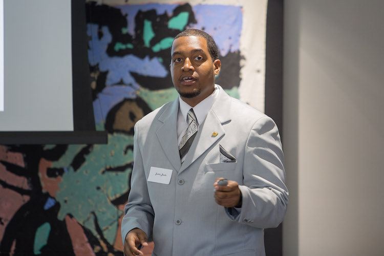 Justin Banks wants to create a recreation center in Detroit. Photo by www.caseyspring.net