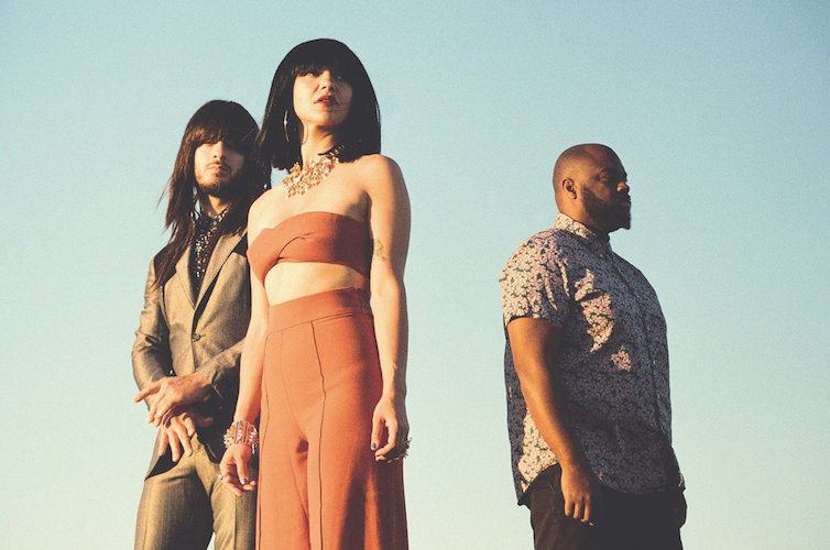 Khruangbin will be at the 2018 Audiotree Festival.