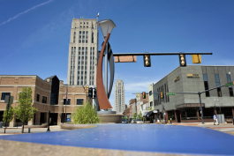 Battle Creek Downtown 01