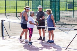 On the Ground Battle Creek Pickleball