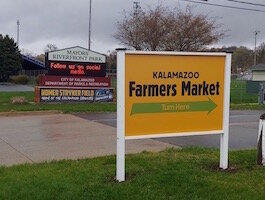 Farmers Market moves temporarily
