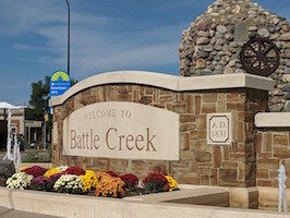 On the Ground Battle Creek All America