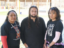 On the Ground Battle Creek Tribal Trauma