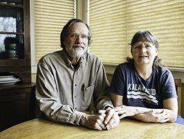 Tomme Maile and Dale Abbott have been sowing seeds of community on the Eastside for the past 12 years.