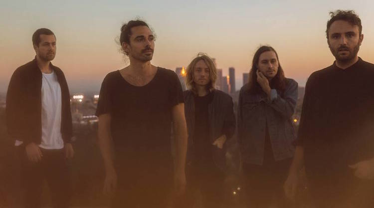 Local Natives will be at the 2018 Audiotree Festival.