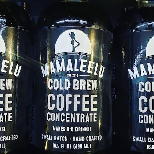 Mamaleelu Cold Brew's coffee concentrate is the 6-year-old Kalamazoo-based company's lead product, along with two ready-to-drink brews, Cold brew was more of a niche market when the specialty brewing company was started in 2014.