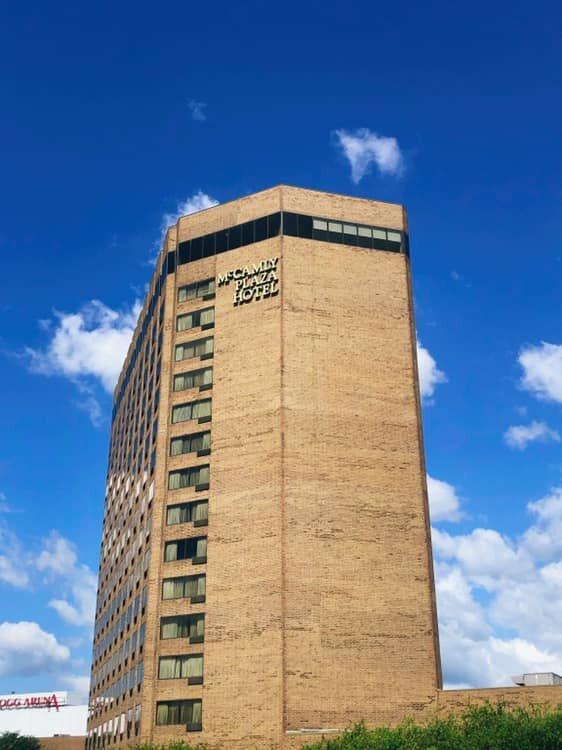 Battle Creek Unlimited is the new owner of the McCamly Plaza Hotel
