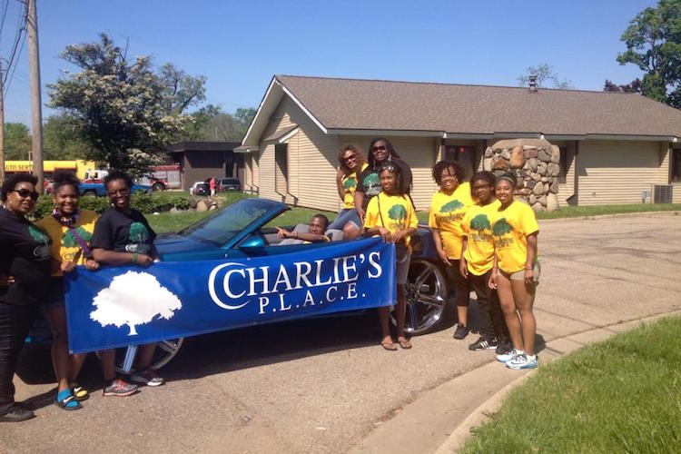 Charlie's P.L.A.C.E., in partnership with Sunrise Rotary Club, helps organize the Memorial Day Parade.