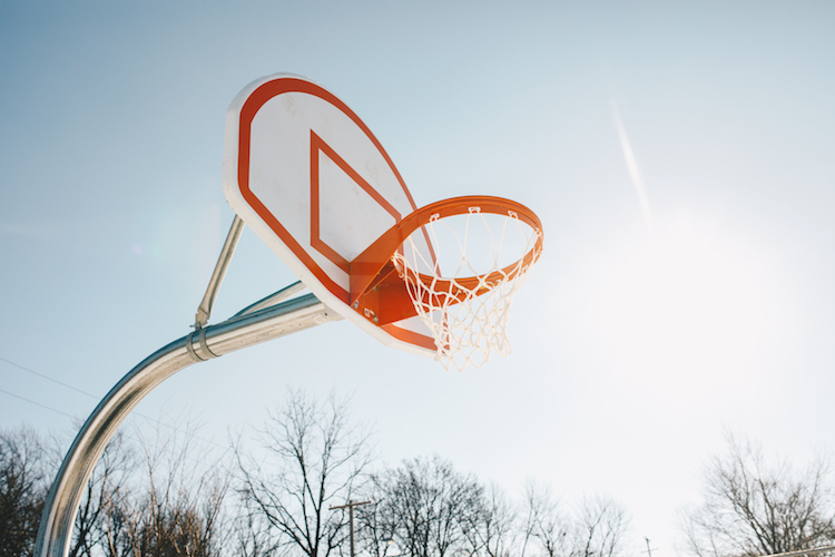 Recent improvements to Rockwell Park include two play structures, an asphalt path and a new basketball court.