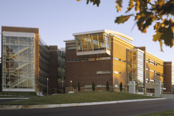 College of Health and Human Services, LEED gold certified