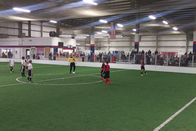 This spring kalamazoo becomes part of soccer nation for Indoor gardening kalamazoo