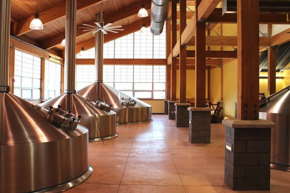 The modern brewhouse