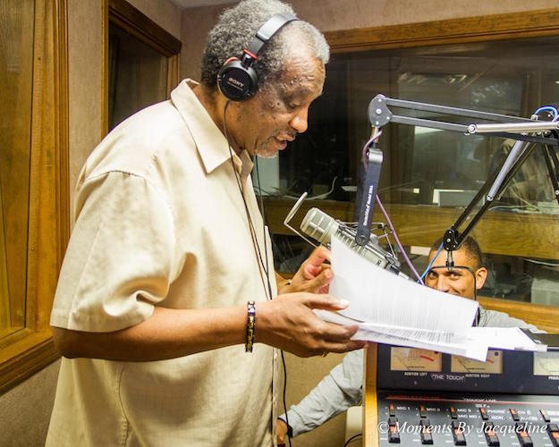 For over 19 years, Buddy Hannah was a voice of Kalamazoo as a host of radio show Talk It Up Live on The Touch.