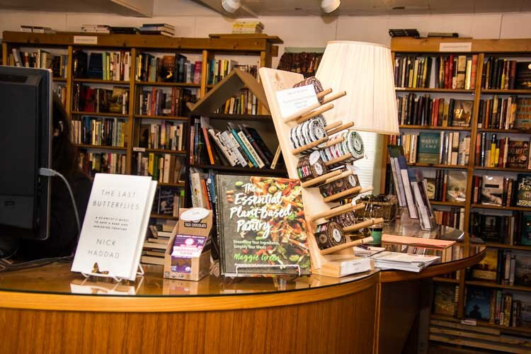 Through the challenges of changing times for retailers, Kazoo Books is finding success.