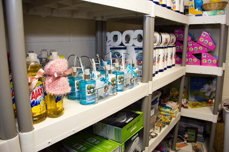 "Goods that a family might not otherwise be able to afford can be found the ""store"" operated by the Woman's Co-op of Battle Creek."