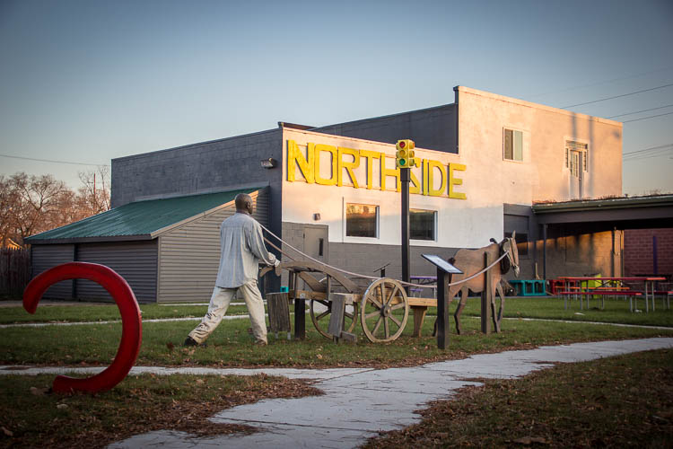 A new day is dawning for the Northside as the Northside Cultural Business District creates multi-use zoning.