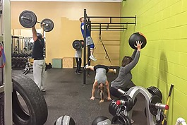 New Owners Expand Anytime Fitness In St Joseph