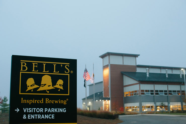 Bell's has announced plans to add a pilot brewery and grow its offices in Comstock